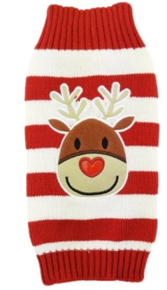 Picture of CHRISTMAS REINDEER SHIRT XXS