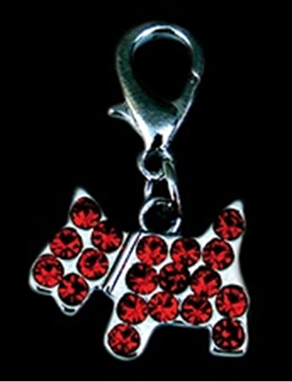 Picture of FREEDOG  RED DOG PENDANT