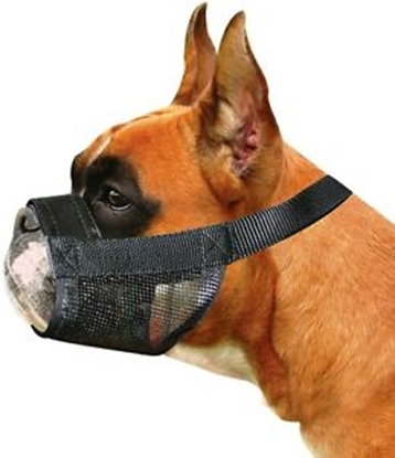 Picture of FREEDOG MUZZLE NYLON NO8 BOXER 18.