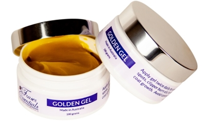 Picture of Fraser Essentials Golden Gel 100g Soothing Creme