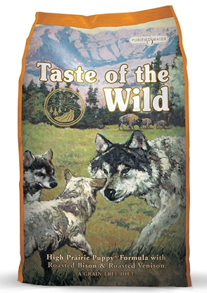 Picture of Taste of the wild High Prairie Puppy