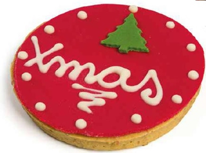 Picture of CHRISTMAS X-LARGE COOKIE