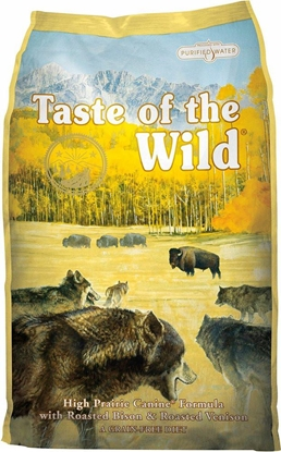 Picture of Taste of the wild High Prairie Canine