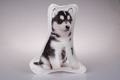 Picture of HUSKY PUPPY CUSHION