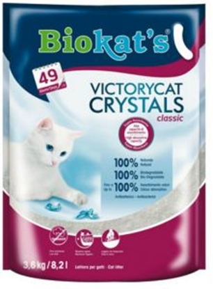 Picture of BIOKATS VICTORY CAT CRYSTALS  3.6Kgs