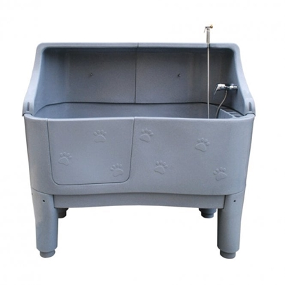 Picture of AMAZON BATH WITH BACK-SPLASH