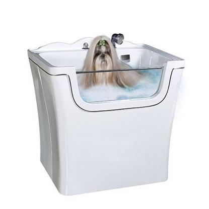 Picture of PLASTIC  SPA TUB