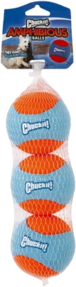 Picture of Chuckit Amphibious Balls 3 pack